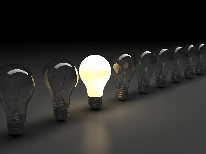 One Grand Idea....